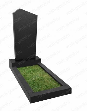 Вертикальный памятник на могилу ВГ-В-11