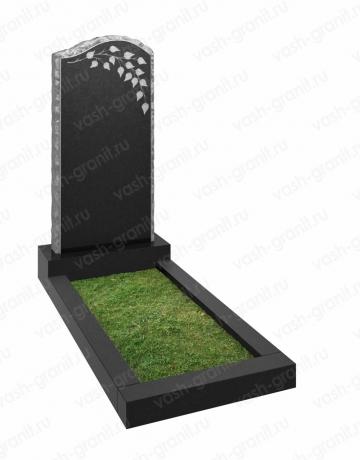 Вертикальный памятник на могилу ВГ-В-116