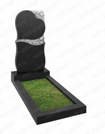 Вертикальный памятник на могилу ВГ-В-122