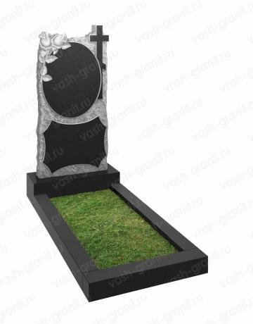 Вертикальный памятник на могилу ВГ-В-136