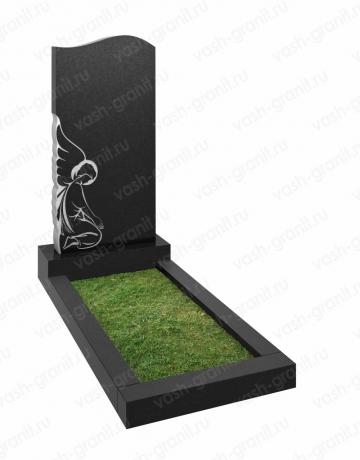 Вертикальный памятник на могилу ВГ-В-138