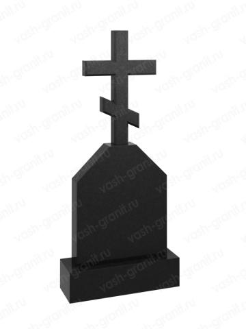Голгофа на могилу из гранита ВГ-В-506