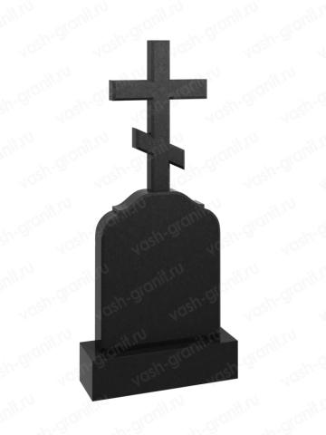 Голгофа на могилу из гранита ВГ-В-515