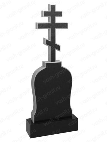 Голгофа на могилу из гранита ВГ-В-517-2