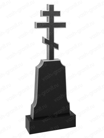 Голгофа на могилу из гранита ВГ-В-518-2
