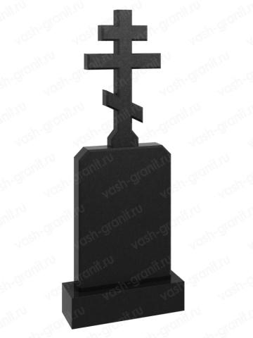 Крест на могилу из гранита ВГ-В-520