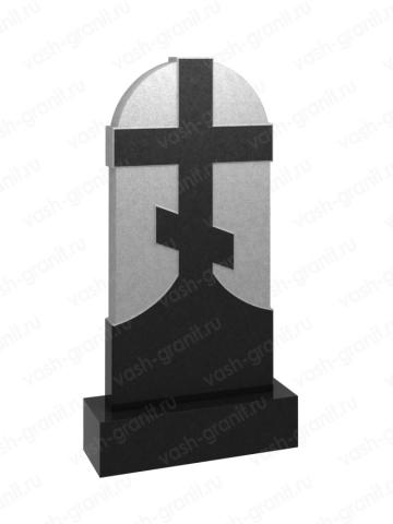 Голгофа на могилу из гранита ВГ-В-526
