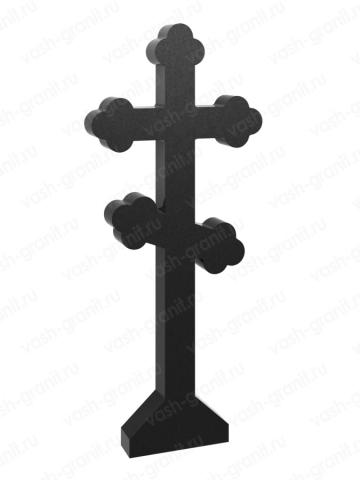 Крест на могилу из гранита ВГ-В-527