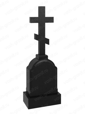 Голгофа на могилу из гранита ВГ-В-529