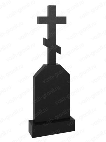 Крест на могилу из гранита ВГ-В-540