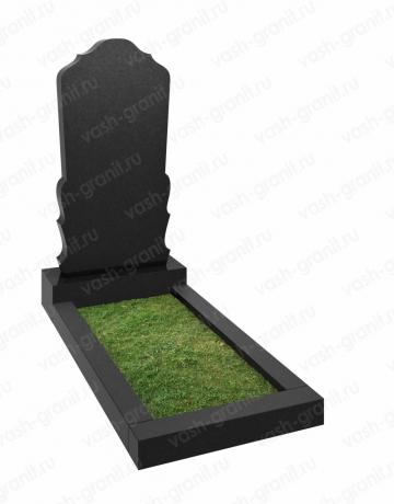 Вертикальный памятник на могилу ВГ-В-69