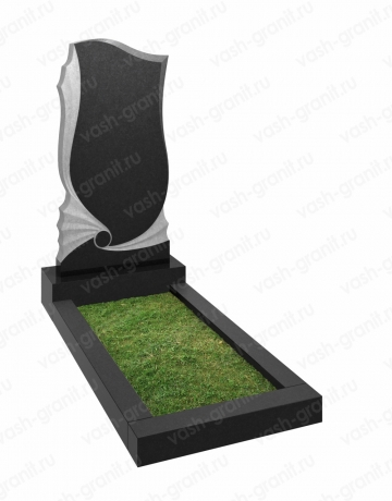 Вертикальный памятник на могилу ВГ-В-91