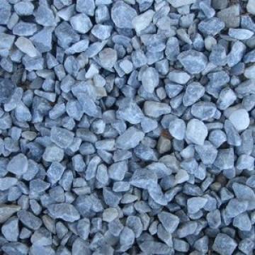 Щебень на могилу серо-голубой