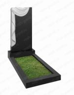 Вертикальный памятник на могилу ВГ-В-140