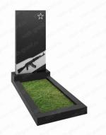 Вертикальный памятник на могилу ВГ-В-153