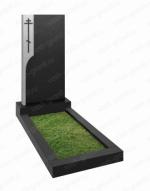 Вертикальный памятник на могилу ВГ-В-171