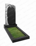 Вертикальный памятник на могилу ВГ-В-179