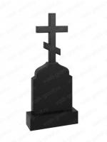 Крест на могилу из гранита ВГ-В-502