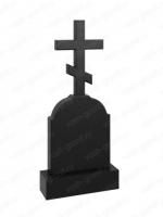 Крест на могилу из гранита ВГ-В-505