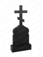 Крест на могилу из гранита ВГ-В-513