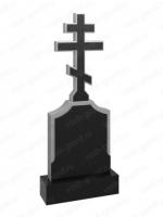 Крест на могилу из гранита ВГ-В-519