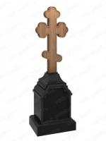 Голгофа на могилу из гранита ВГ-В-530