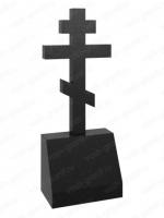 Крест на могилу из гранита ВГ-В-531
