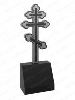 Крест на могилу из гранита ВГ-В-532