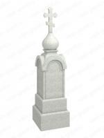Голгофа на могилу из гранита ВГ-В-544-2